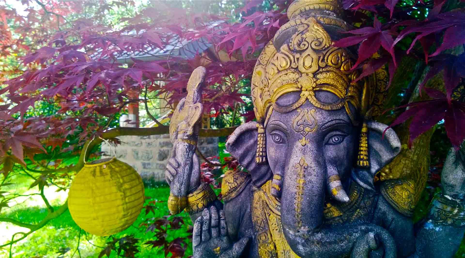 10 Feng Shui Tipps von Ganesha, Herr der Scharen des Hinduismus