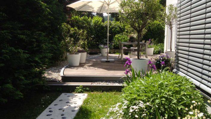 Feng Shui Beratung im Garten