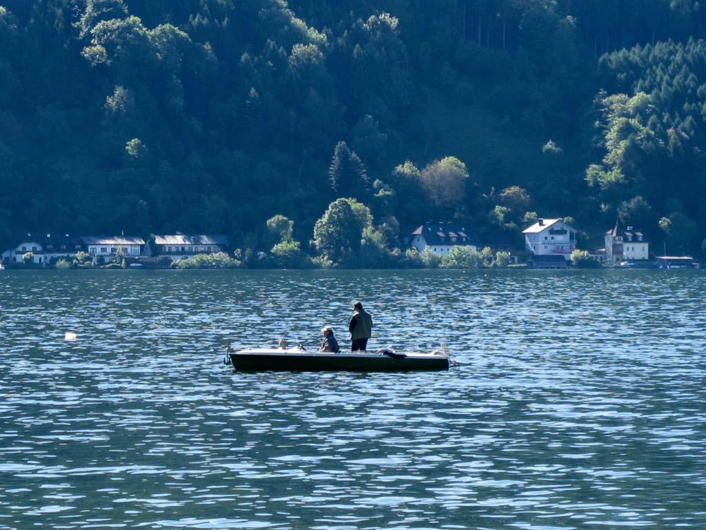 Die Persönlichkeit ist wie ein See